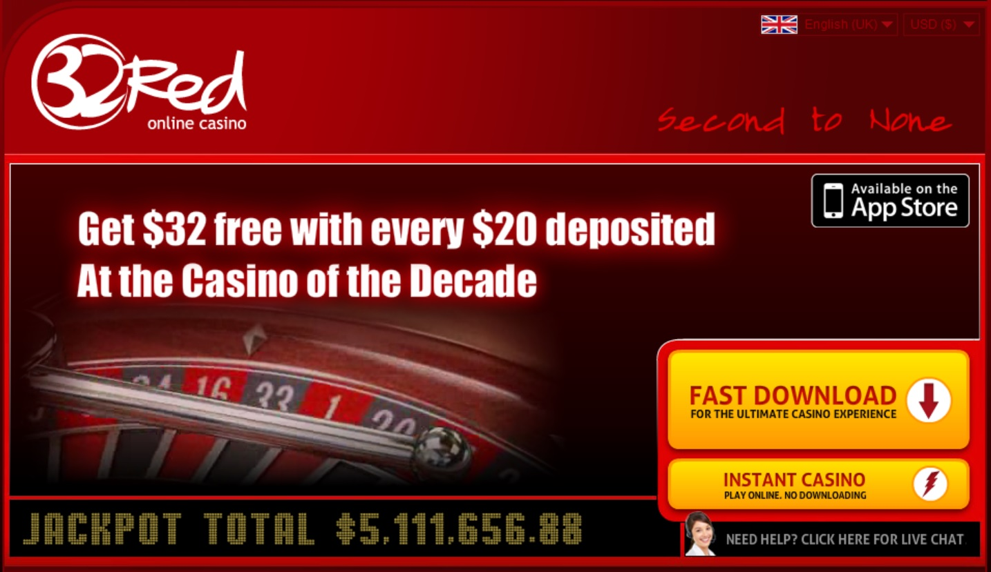 32red flash casino review