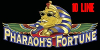 Pharoahs Fortune 10 Line Slot