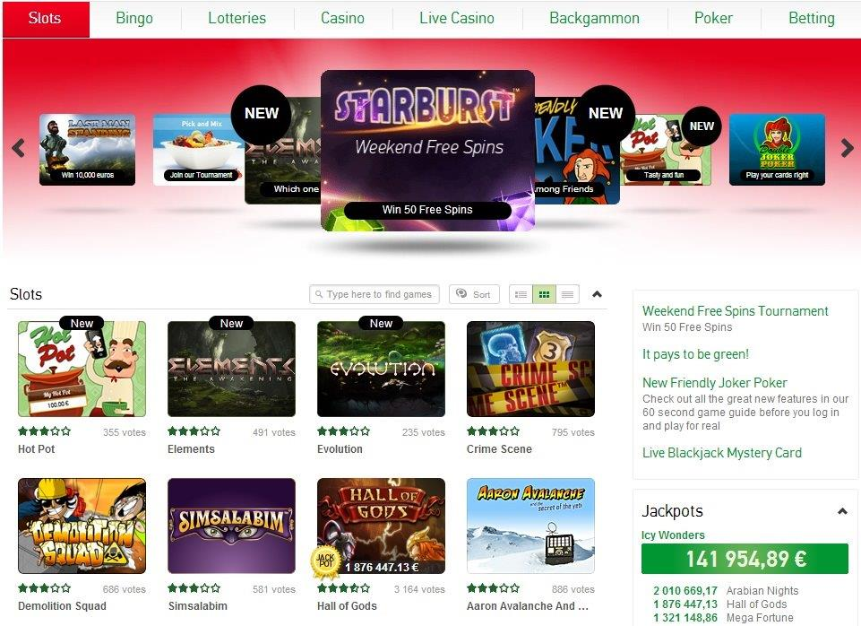 Paf Casino Review