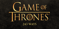 Free Game of Thrones 243 Ways Slot MG