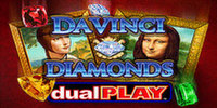 Dual Play Da Vinci Diamonds IGT Slot