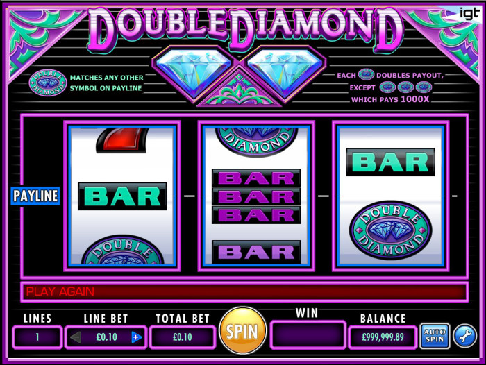 free slot diamond