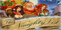 Free The Naughty List Slot from RTG