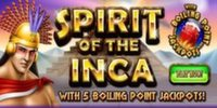 Spirit of the Inca Slot RTG