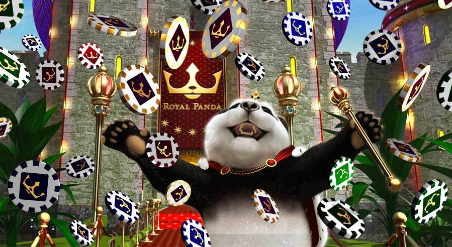 Royal Panda Casino 10 Free Spins No Deposit