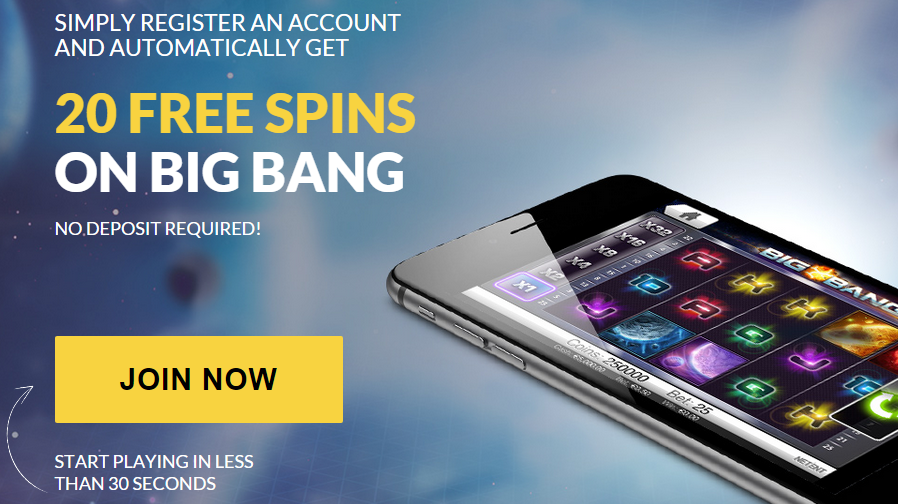 casinos with free spins no deposit