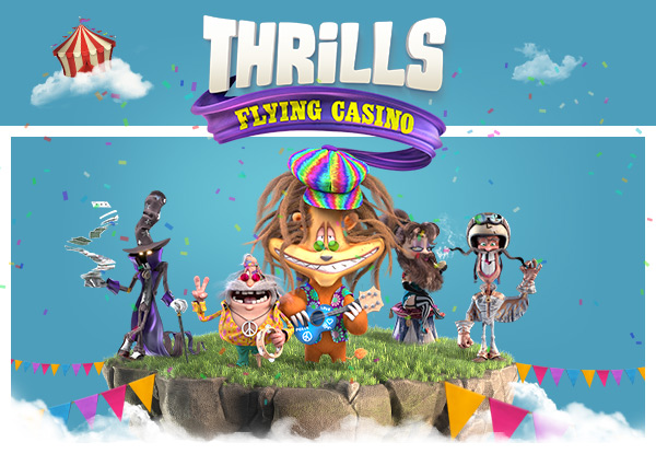 Thrills Casino | Play Jungle Jackpots | Get Free Spins