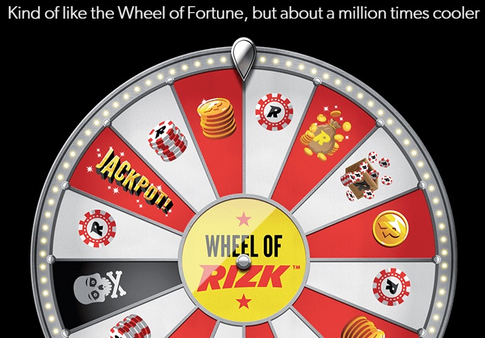 deposit online casino wheel book