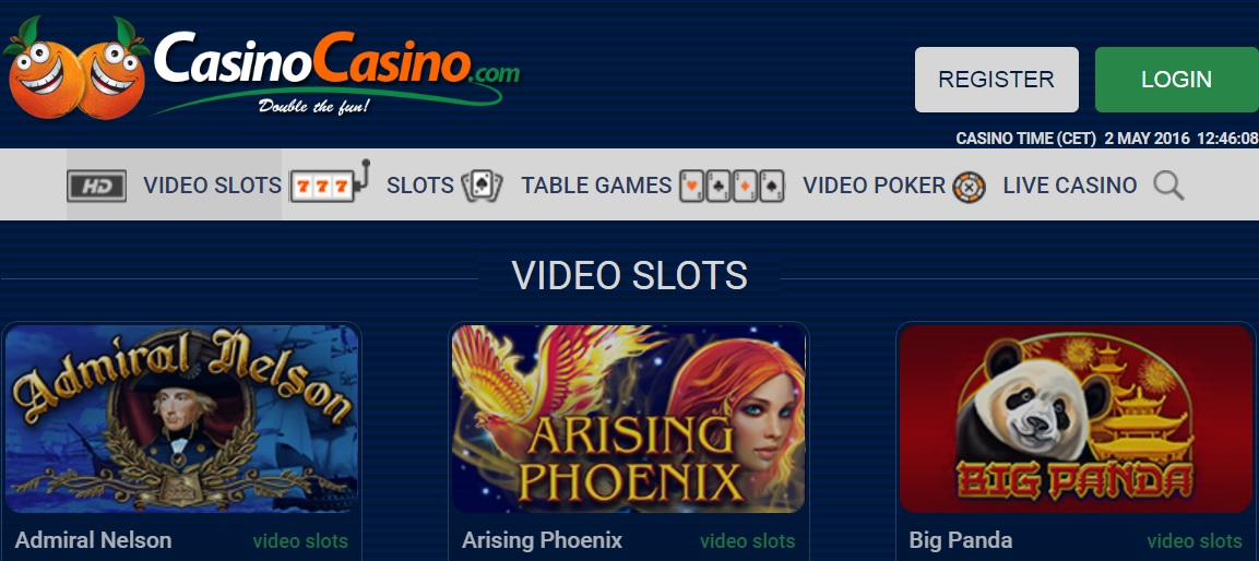 CasinoCasino Amatic Slots