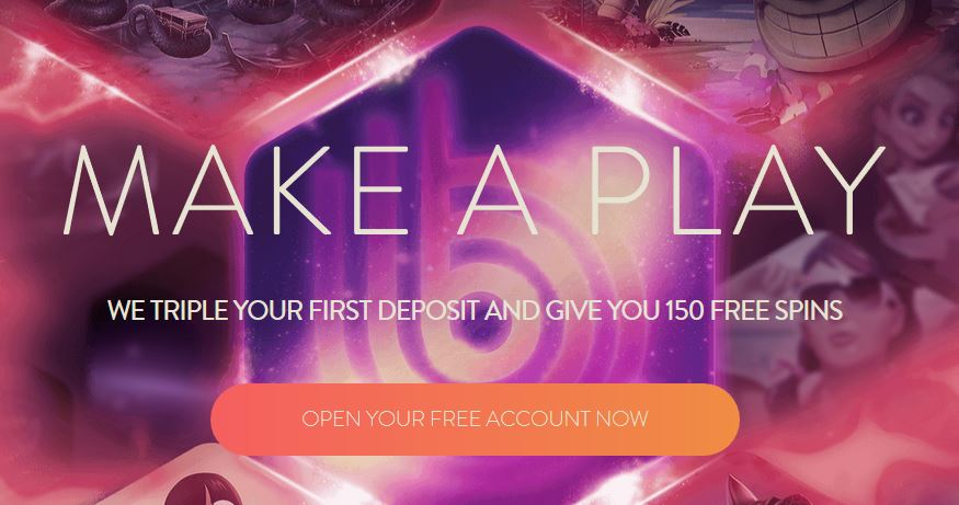 Betspin Casino New Bonus