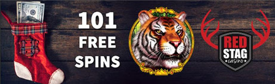 Red Stag No Deposit Free Spin