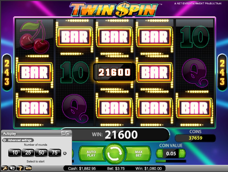 Turbo casino free spins games