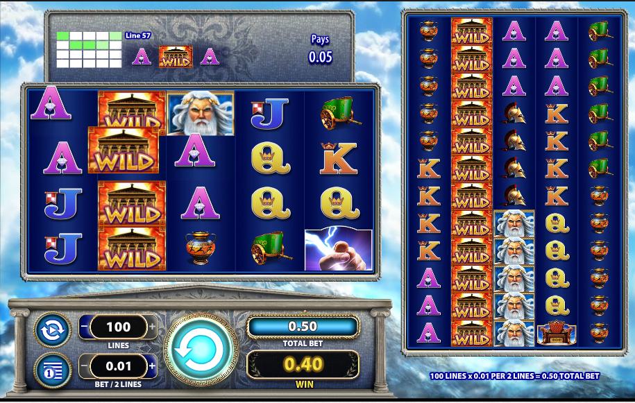 Free Williams Interactive Slots