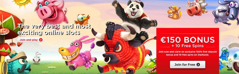 Royal panda slots